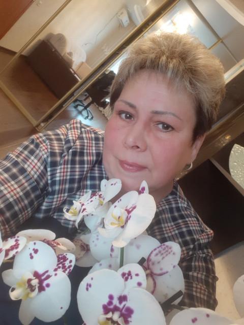 Марина, Россия, Санкт-Петербург, 52 года