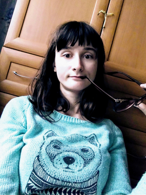Катя, Россия, Смоленск, 23 года