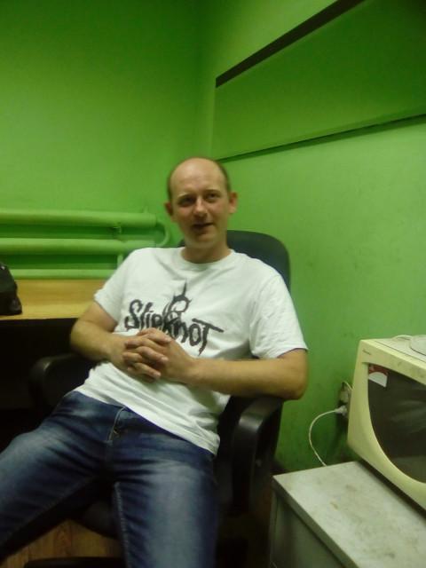 Женя Андреев, Россия, Ярославль, 36 лет