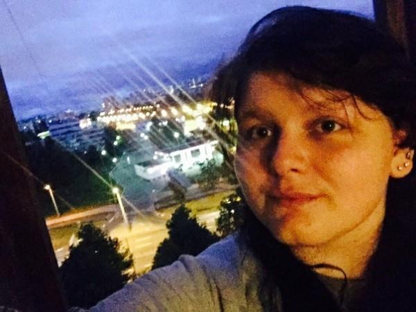 Саша, Россия, Санкт-Петербург, 18 лет