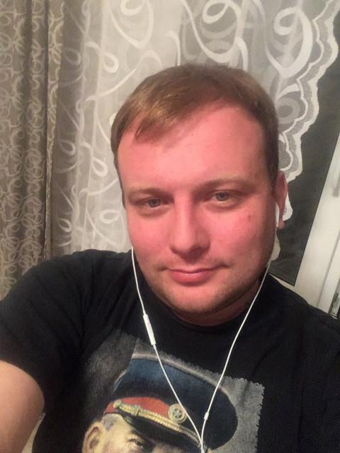 Андрей, Россия, Подольск, 33 года