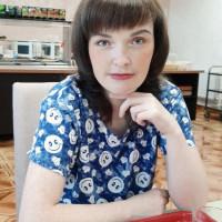 Татьяна, Россия, Кудымкар, 41 год