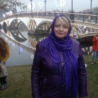 надежда, Россия, Подольск, 58 лет