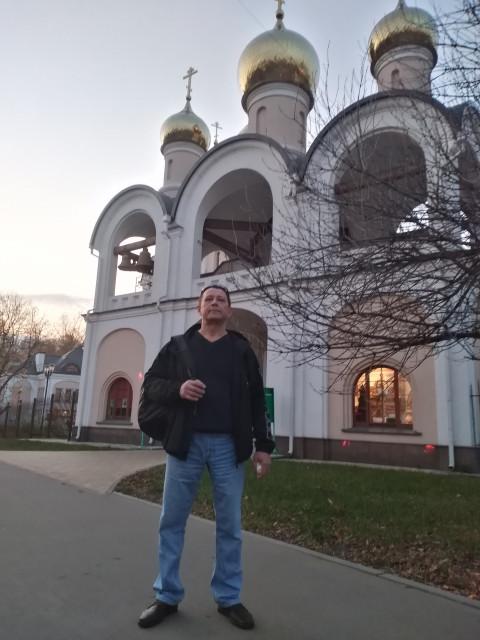 Роман, Россия, Москва, 50 лет