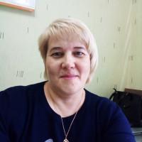 Марина, Россия, Киров, 49 лет