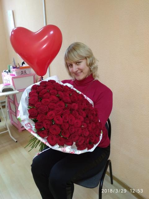 Надежда, Россия, Новороссийск, 43 года