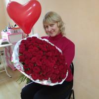 Надежда, Россия, Новороссийск, 45 лет