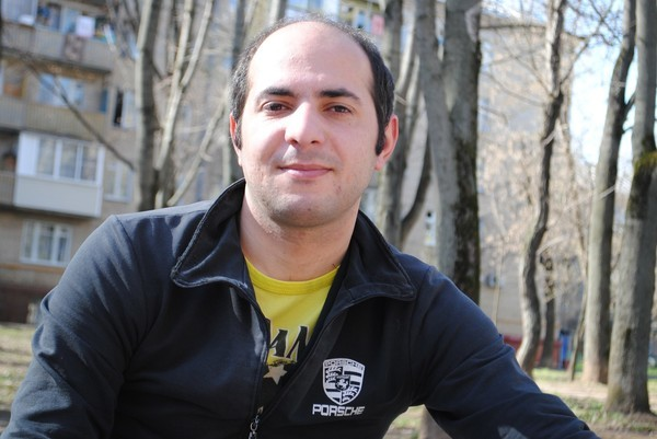 Арсен, Россия, Ярцево, 35 лет