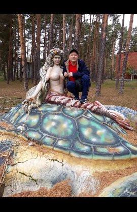 Аташ  Хакылов, Москва, 48 лет. Хочу найти Свою единственный.