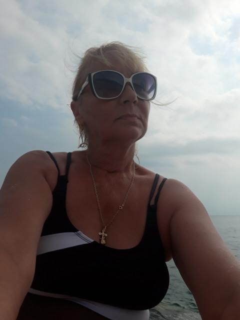 Нина, Россия, Егорьевск, 57 лет