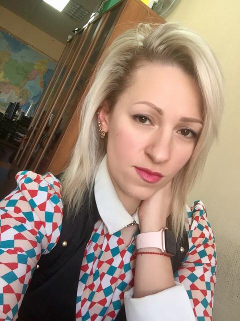 Мария, Россия, Железнодорожный, 32 года