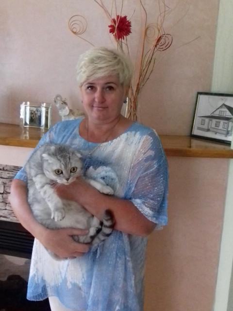Екатерина, Россия, Владимир, 55 лет