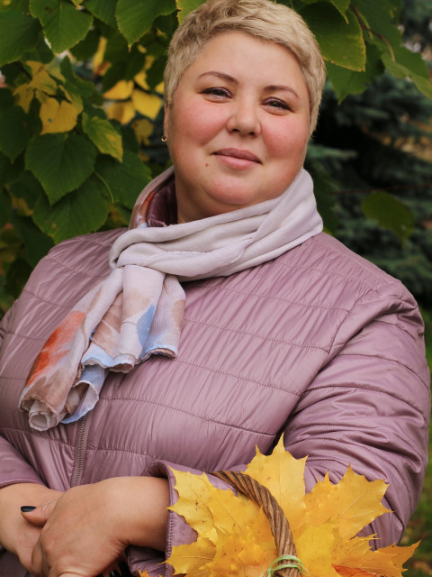 Татьяна, Россия, Дубна, 44 года