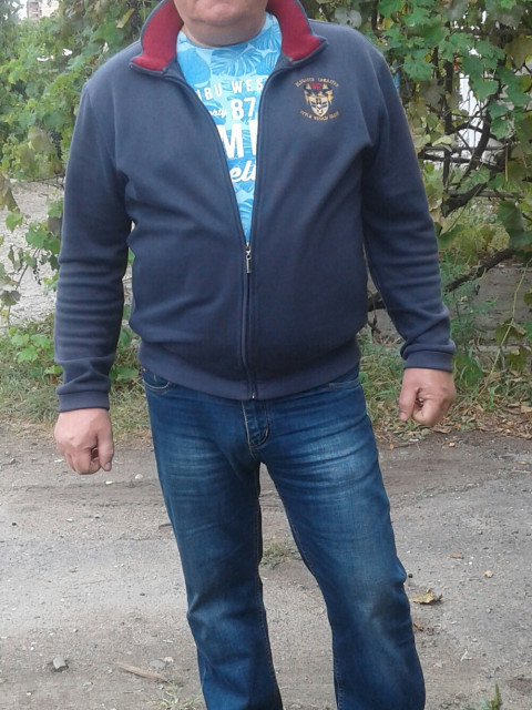 Юрий, Россия, Краснодар, 54 года