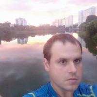 Виктор Арбатский, Россия, московская область, 35 лет