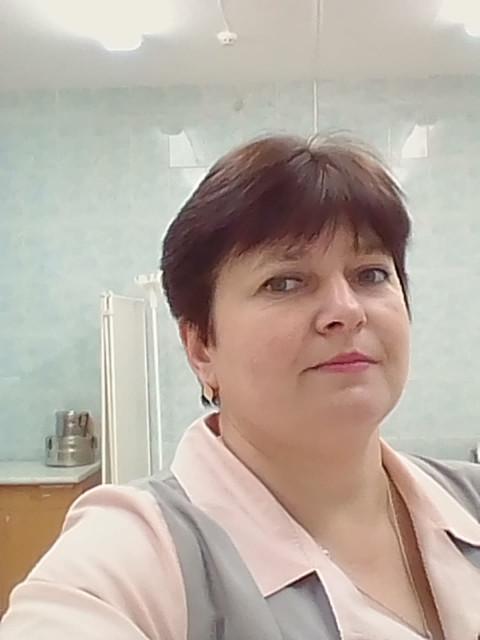 Людмила, Россия, Унеча, 42 года