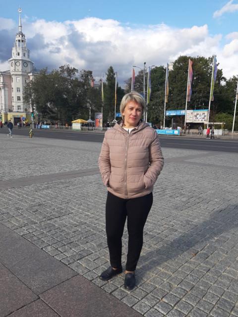 Людмила, Россия, Воронеж, 40 лет
