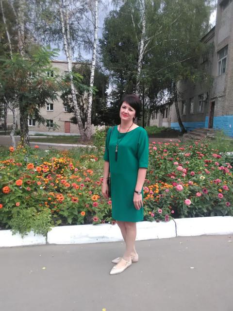 Леся, Россия, Тамбов, 39 лет