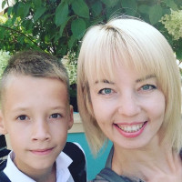 Элла, Россия, Видное, 41 год
