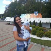 Ксюша Евграфова, Россия, Белореченск, 34 года