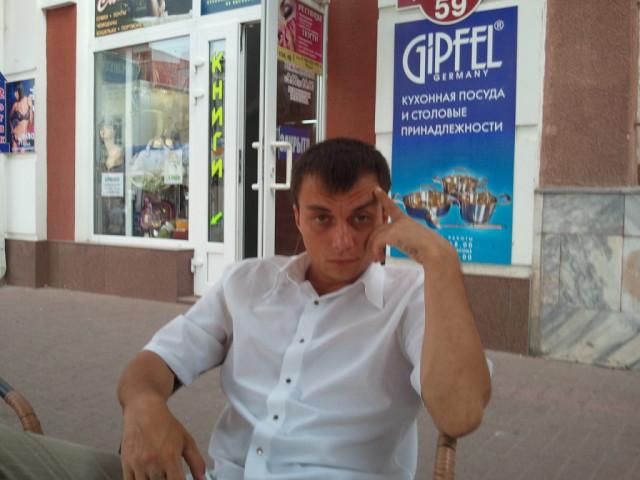 Иван, Россия, Ейск, 31 год