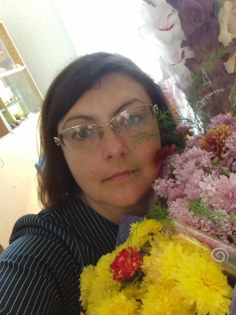 Маша, Россия, Вязьма, 45 лет