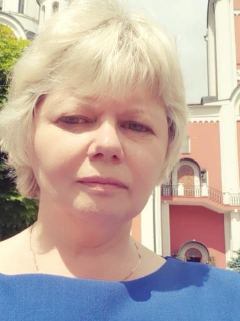 Людмила, Россия, Одинцово, 54 года