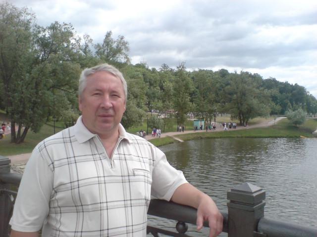 Николай, Россия, Киржач, 62 года