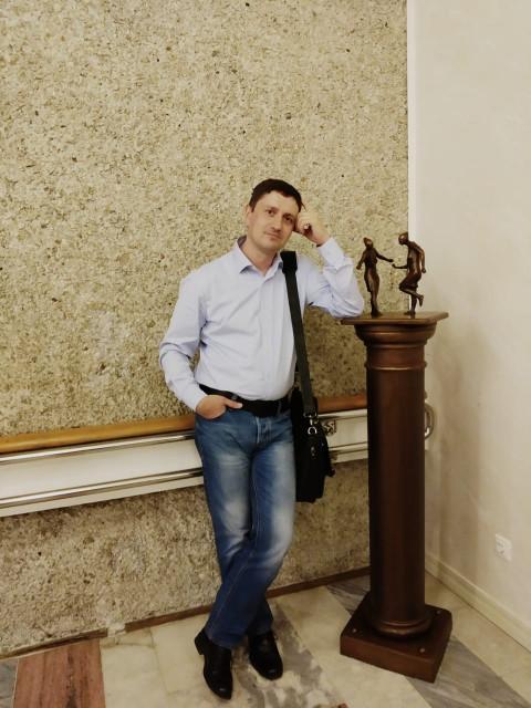 Роман, Россия, Домодедово, 43 года