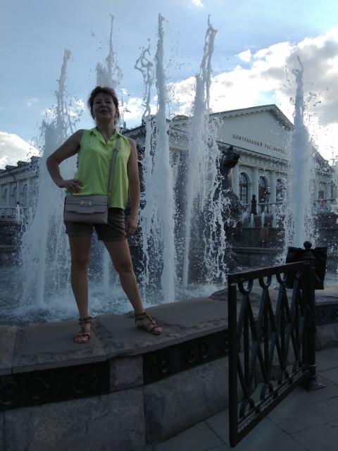 Татьяна, Россия, Москва, 57 лет, 2 ребенка. Хочу найти Умного, щедрого, мужественного))))