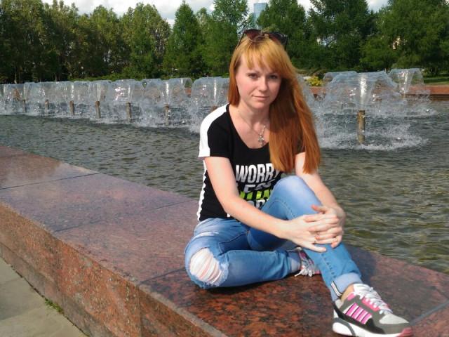 Алёна, Россия, Химки, 34 года