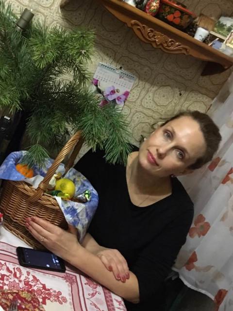 Ольга, Россия, Владимир, 45 лет