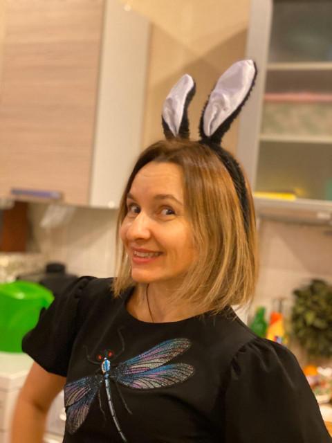 Татьяна, Россия, Коломна, 39 лет