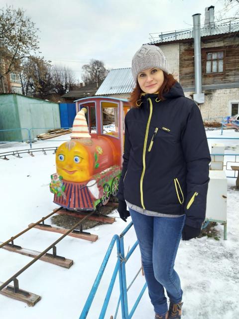 Галина, Россия, Краснодар, 33 года