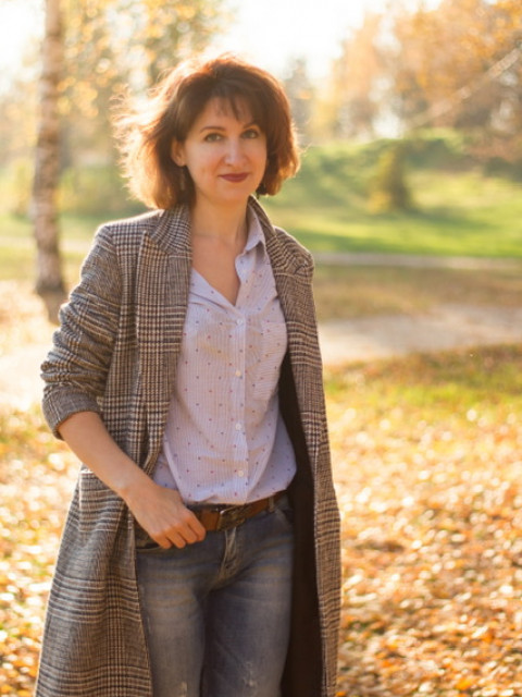 Елена, Россия, Ярославль, 38 лет