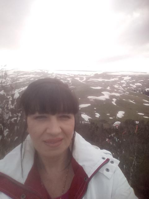 Елена, Россия, Краснодар, 45 лет