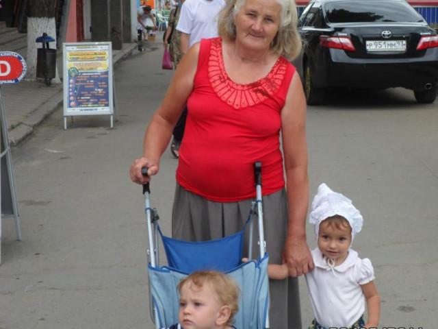 Нина, Россия, Ейск, 63 года
