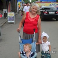 Нина, Россия, Ейск, 64 года