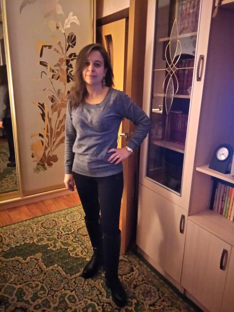 Людмила, Россия, Ступино, 41 год