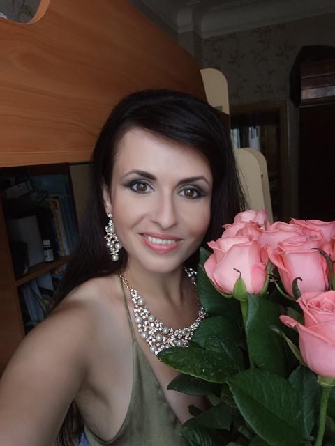 Лилия, Россия, Курск, 35 лет