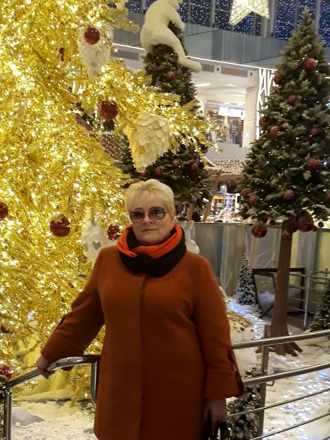 Светлана, Россия, Москва, 52 года, 2 ребенка. Хочу найти Надежного.