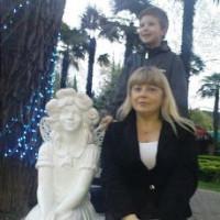 Лена, Россия, Сочи, 50 лет
