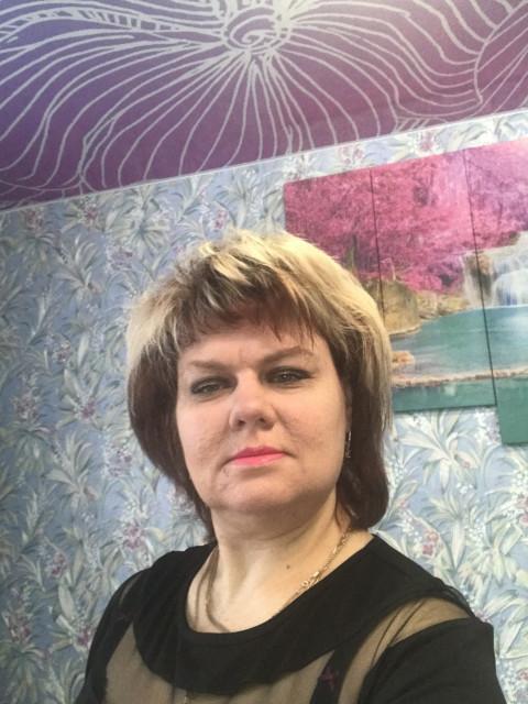Светлана, Россия, Александров, 44 года