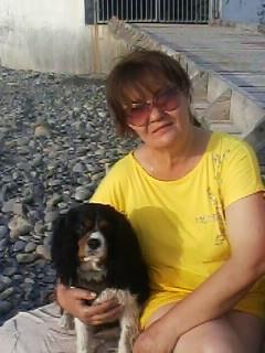 Елена, Россия, Анапа, 55 лет