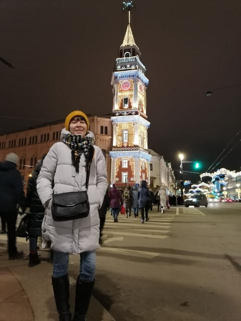 Аня, Россия, Санкт-Петербург, 46 лет