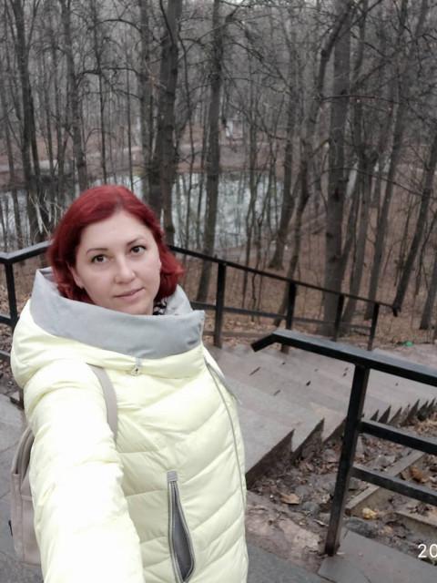 Галина Гайворонская, 33 года