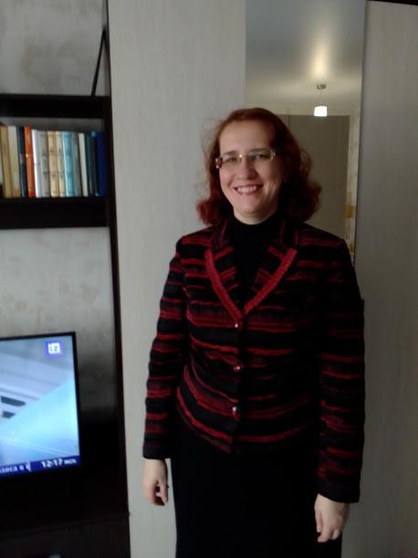 Наталья, Россия, Домодедово, 43 года