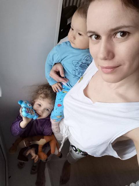 Юлия, Россия, Сыктывкар, 33 года, 2 ребенка. Хочу найти Доброго, с отличным чувством юмора и главное-любящего😊