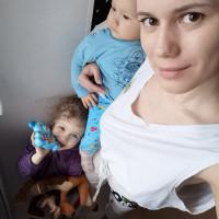 Юлия, Россия, Сыктывкар, 35 лет