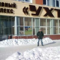 Геннадий, Россия, Ухта, 51 год